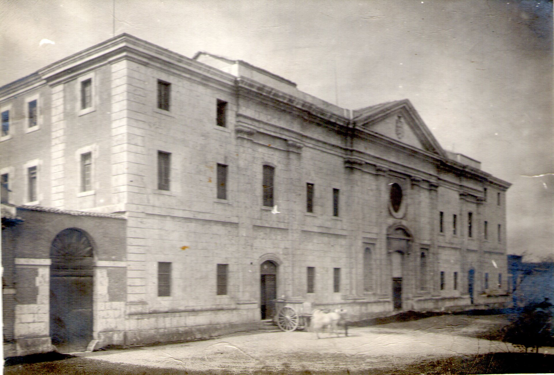 FACHADA NORTE (1900)